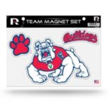Fresno State Bulldogs Team Magnet Set
