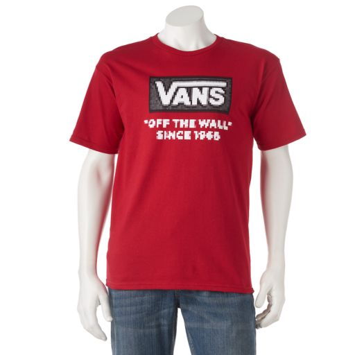Men's Vans Dizziness Tee