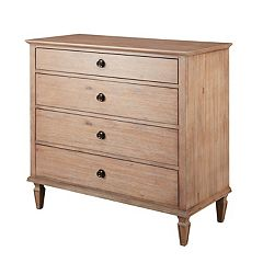 Madison Park Signature Victoria 4-Drawer Dresser