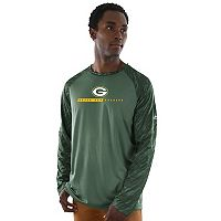 Men's Majestic Green Bay Packers League Rival Tee