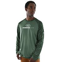 Men's Majestic New York Jets League Rival Tee