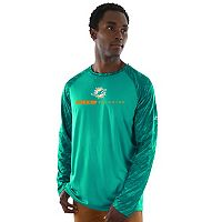 Men's Majestic Miami Dolphins League Rival Tee