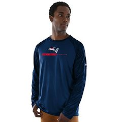 Men's Majestic New England Patriots League Rival Tee