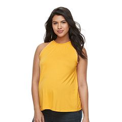 Maternity a:glow High-Neck Tank