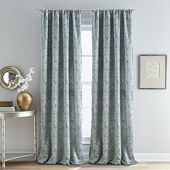 Damask Marlena Lined Window Curtain