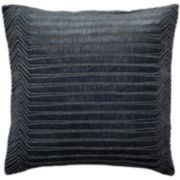 Safavieh Pristine Double Stripe Throw Pillow