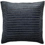 Safavieh Pristine Double Stripe Throw Pillow