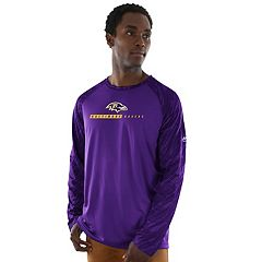 Men's Majestic Baltimore Ravens League Rival Tee