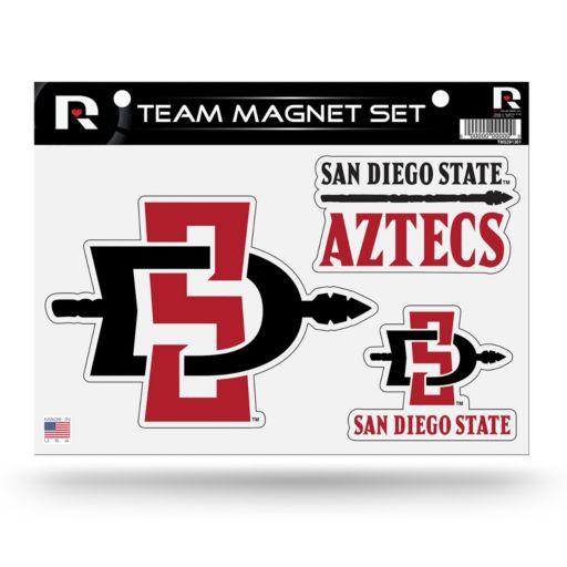 San Diego State Aztecs Team Magnet Set