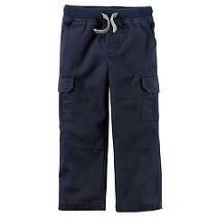 Toddler Boy Carter's Canvas Pants