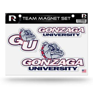 Gonzaga Bulldogs Team Magnet Set