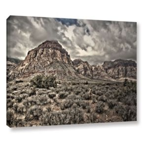ArtWall No Distractions Canvas Wall Art