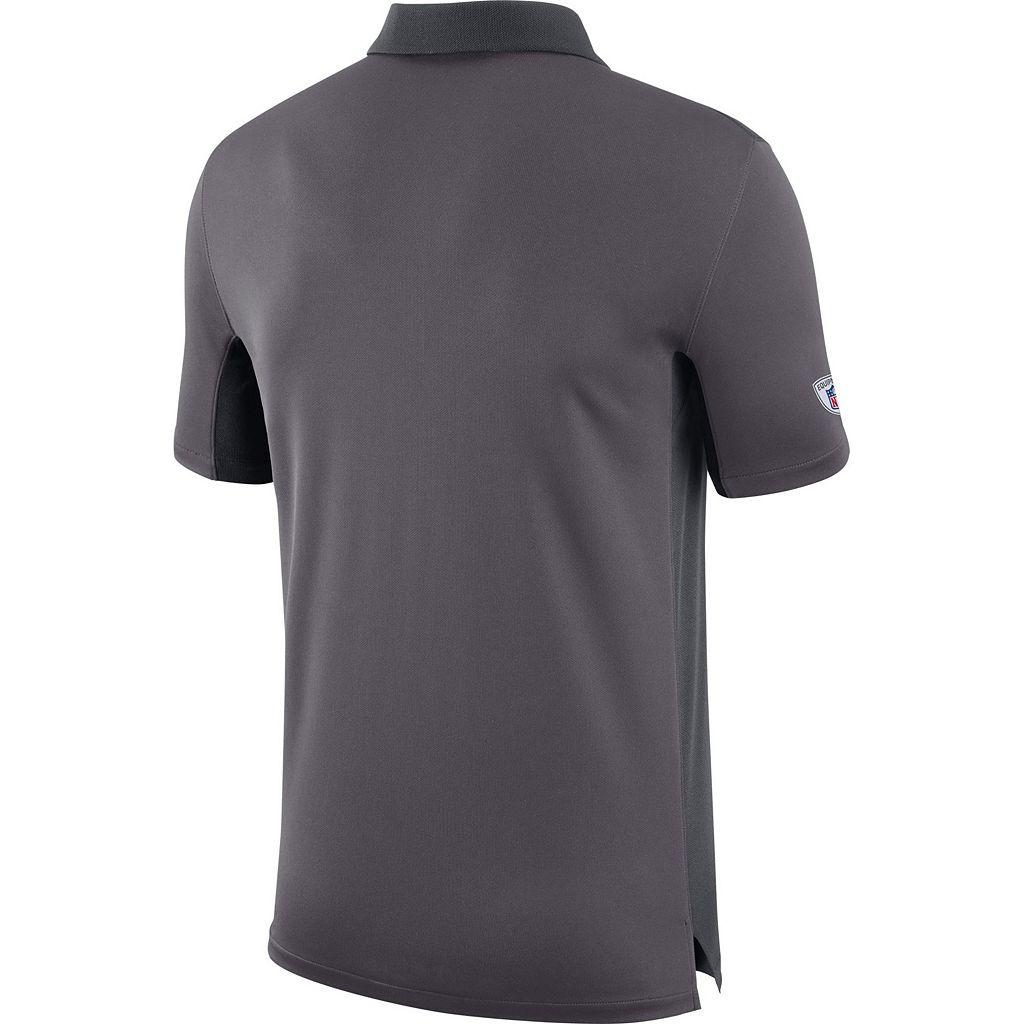 Men's Nike Atlanta Falcons Team Issue Dri-FIT Polo