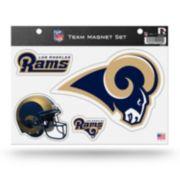 Los Angeles Rams Team Magnet Set