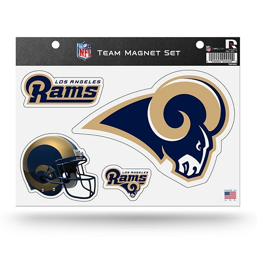Los Angeles Rams Team Magnet Set