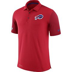 Men's Nike Buffalo Bills Team Issue Dri-FIT Polo