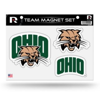 Ohio Bobcats Team Magnet Set