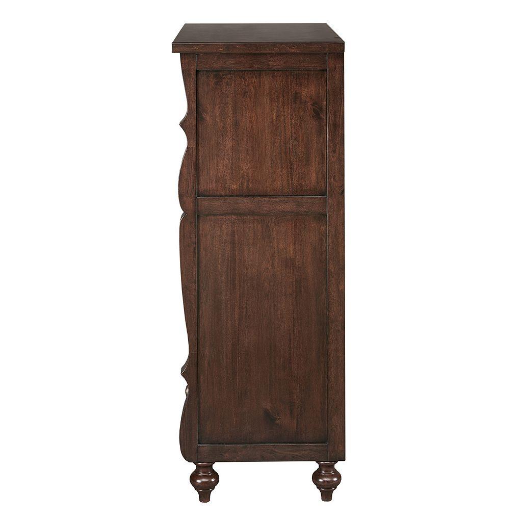 Madison Park Signature Beckett Tall Storage Cabinet