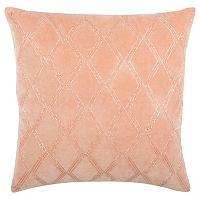 Safavieh Diana Diamond Throw Pillow
