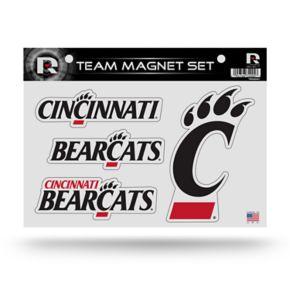 Cincinnati Bearcats Team Magnet Set