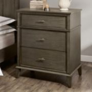 Madison Park Signature Yardley Tall Nightstand