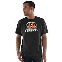 Men's Majestic Cincinnati Bengals Pick Six Tee