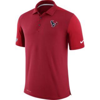 Men's Nike Houston Texans Team Issue Dri-FIT Polo