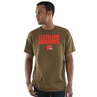 Men's Majestic Cleveland Browns Pick Six Tee