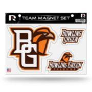 Bowling Green Falcons Team Magnet Set