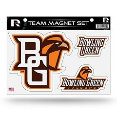Bowling Green Falcons Team Magnet Set