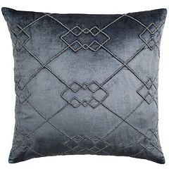 Safavieh Lucius Argyle Throw Pillow