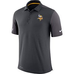 Men's Nike Minnesota Vikings Team Issue Dri-FIT Polo