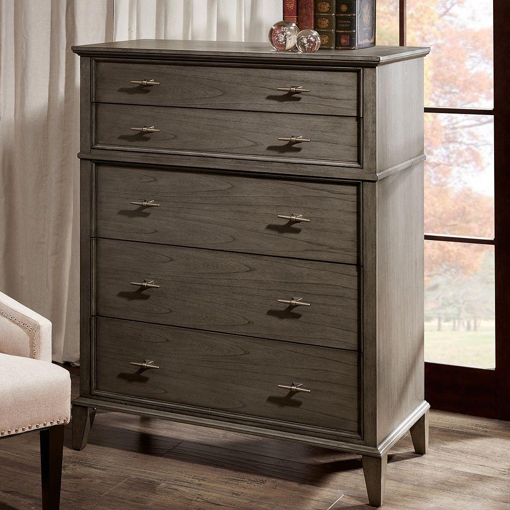 Madison Park Signature Yardley 5-Drawer Storage Chest