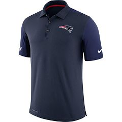 Men's Nike New England Patriots Team Issue Dri-FIT Polo