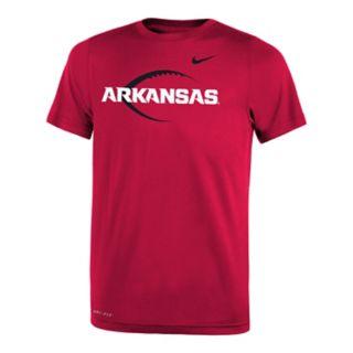 Boys 8-20 Nike Arkansas Razorbacks Legend Icon Tee