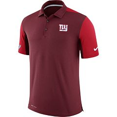 Men's Nike New York Giants Team Issue Dri-FIT Polo