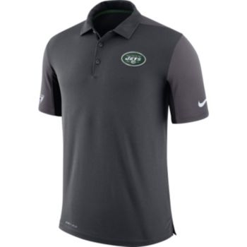 Men's Nike New York Jets Team Issue Dri-FIT Polo