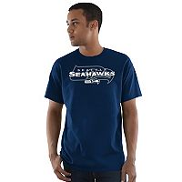 Men's Majestic Seattle Seahawks Pick Six Tee