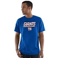Men's Majestic New York Giants Pick Six Tee