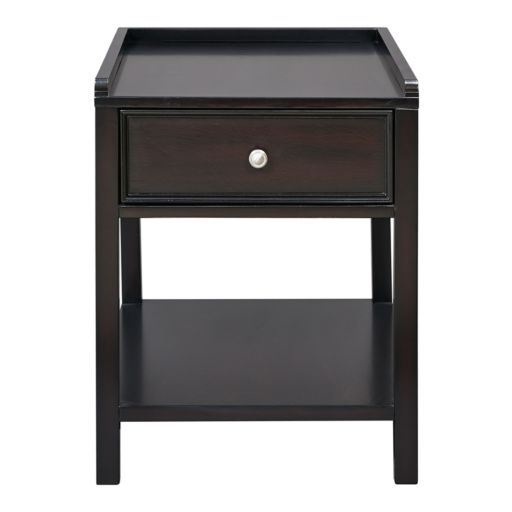 Madison Park Signature 1-Drawer End Table