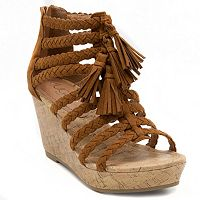 sugar Jungles Women's Wedge Sandals