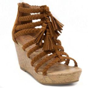 sugar Jungles Women's Wedge Sandals
