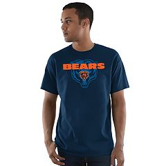 Men's Majestic Chicago Bears Pick Six Tee