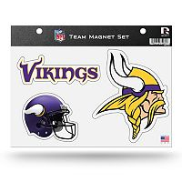 Minnesota Vikings Team Magnet Set