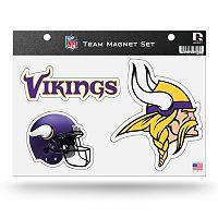 Minnesota Vikings Team Magnet Set