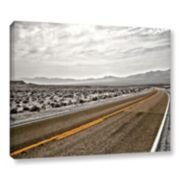 ArtWall ''Slow Curves'' Canvas Wall Art