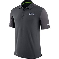 a0493523c Men s Nike Seattle Seahawks Team Issue Dri-FIT Polo
