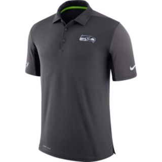 Men's Nike Seattle Seahawks Team Issue Dri-FIT Polo