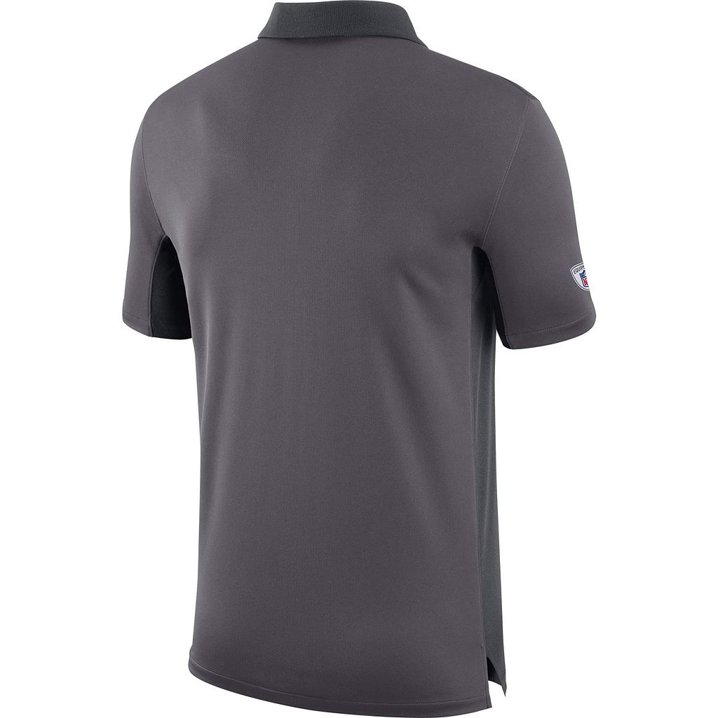 Men's Nike San Francisco 49ers Team Issue Dri-FIT Polo