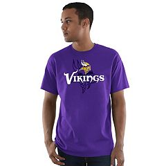 Men's Majestic Minnesota Vikings Pick Six Tee